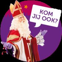 Sinterklaas op De Terp