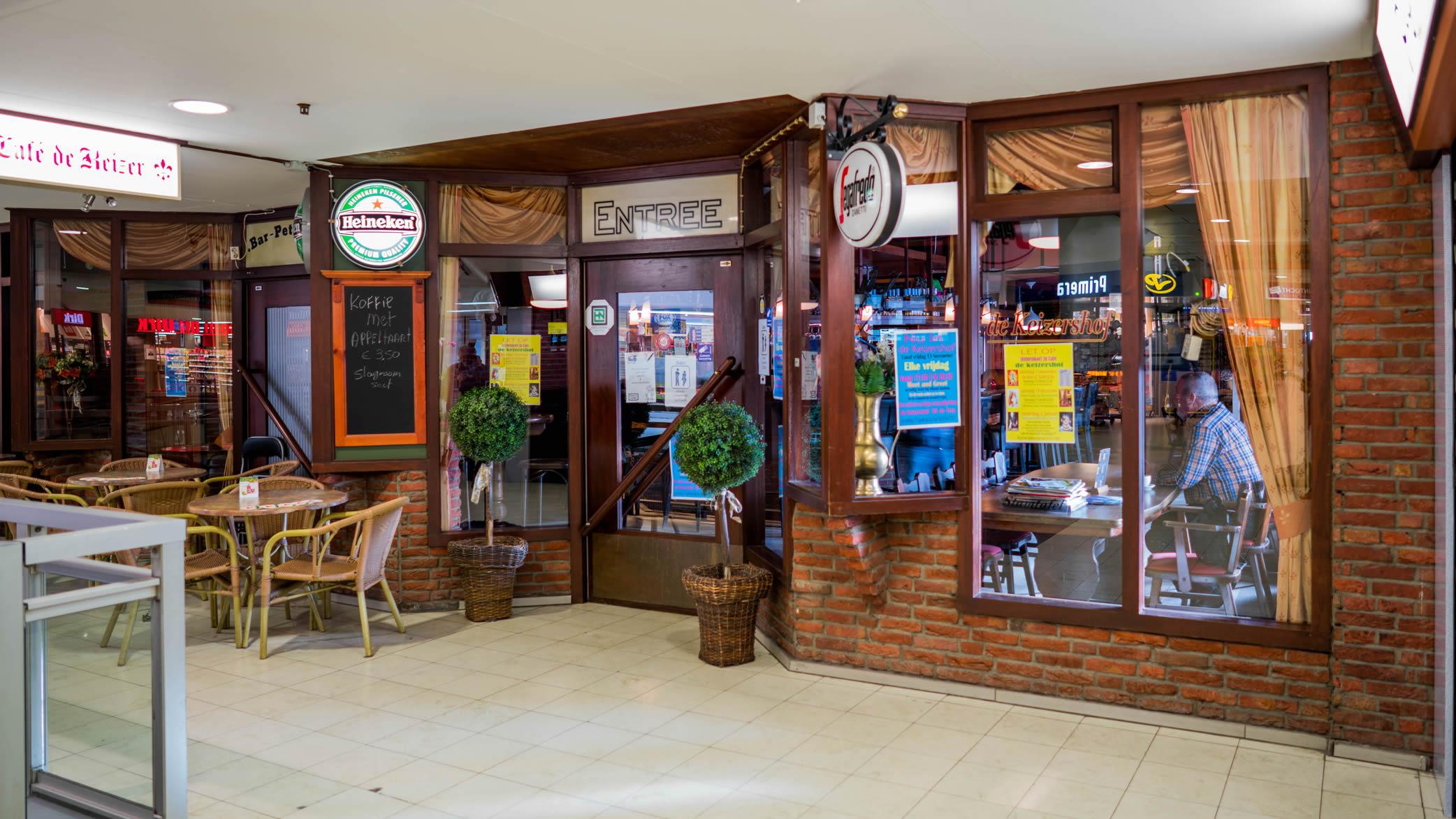 Cafe de Keizer